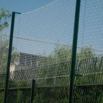 Pistas Deportivas protección de red de poliamida
