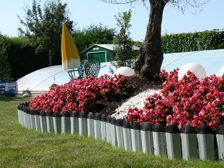 Parques y jardines cercados met licos aracer zaragoza for Parques y jardines